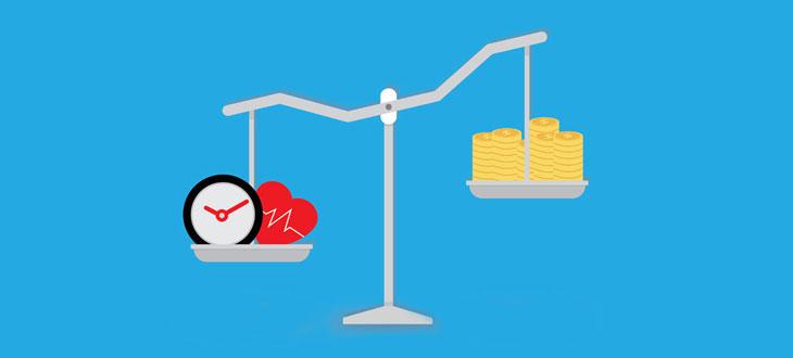 Составление баланса рабочего времени на год
