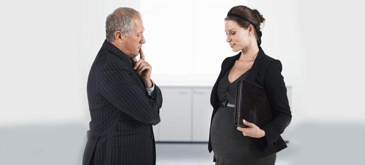 Увольнение беременной женщины по собственному желанию по ТК