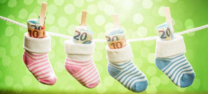 Материальная помощь при рождении ребенка 2020