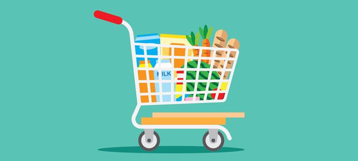 Анализ продуктовой потребительской корзины РФ
